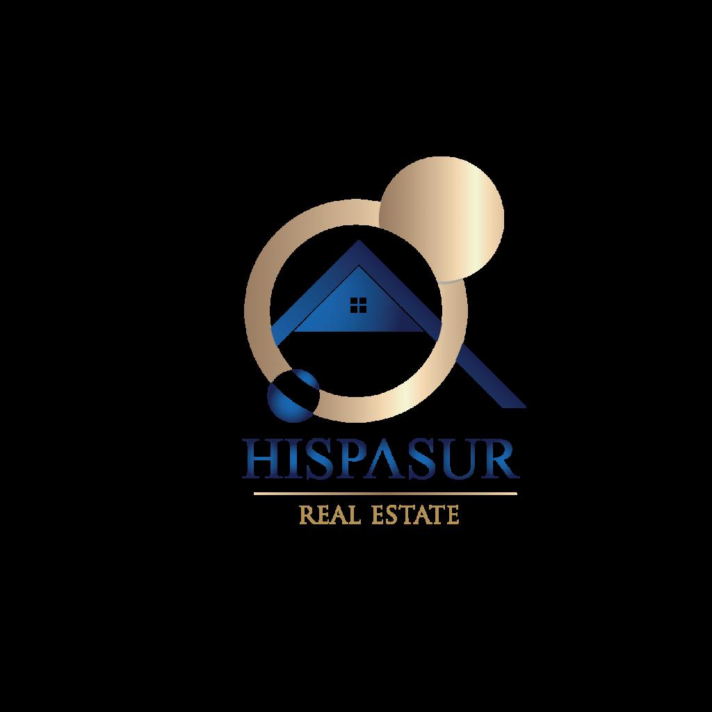 Hispasur Real Estate logo png
