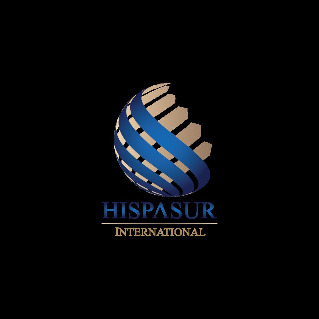 Hispasur international logo png